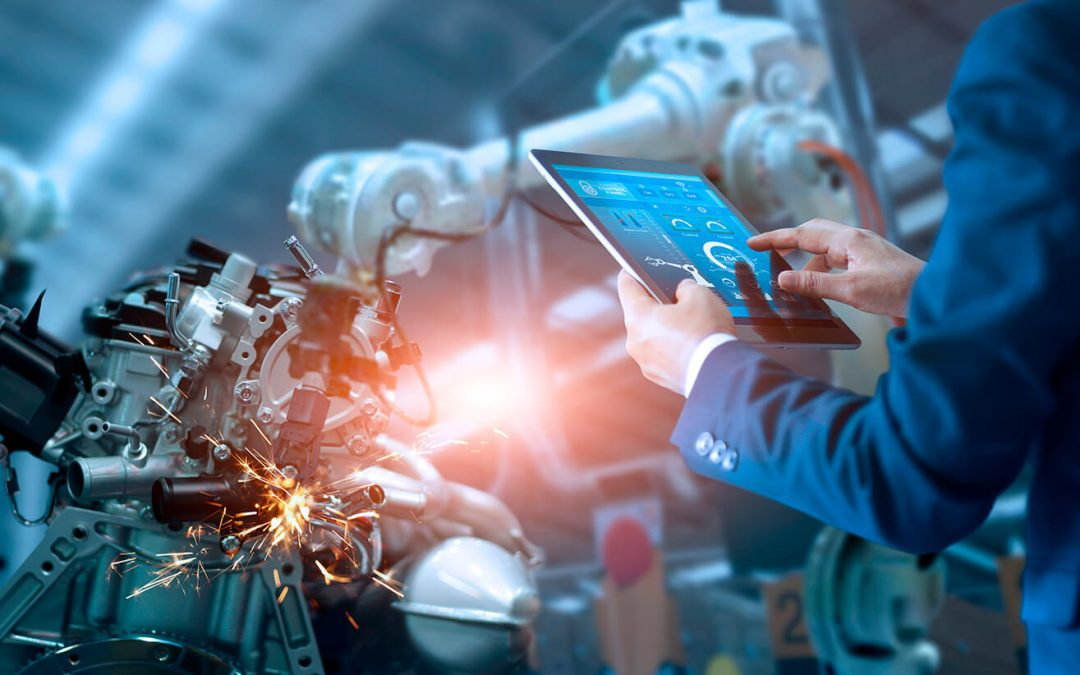 El Paradigma Productivo de la Industria 4.0